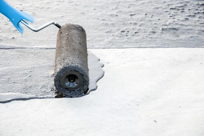 ウレタン防水(耐用年数:約12年)